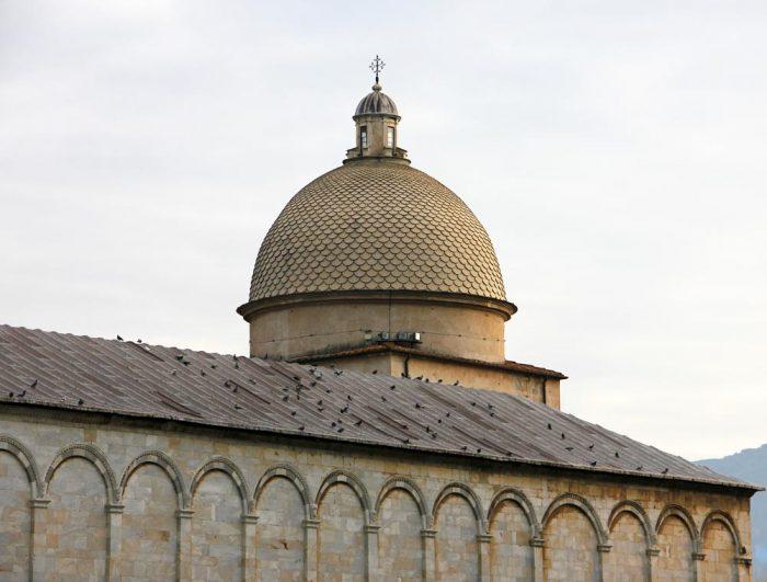 Campo Santo In Pisa Italy