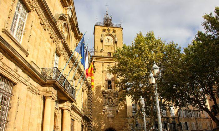 Hotel de Ville In Aix-en-Provence