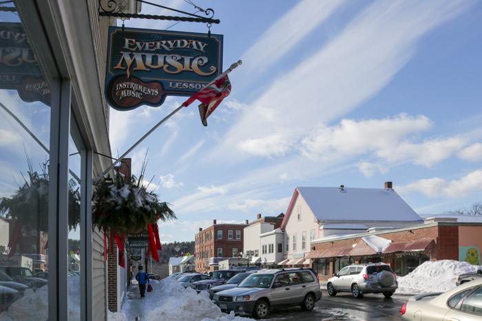 Everyday Music Co In Farmington Maine