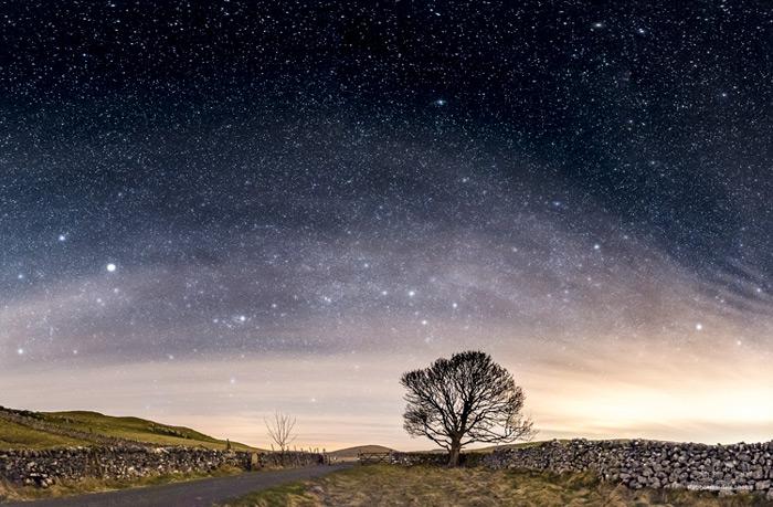 Stars Above Malham