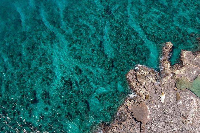 Blue Water Aerial