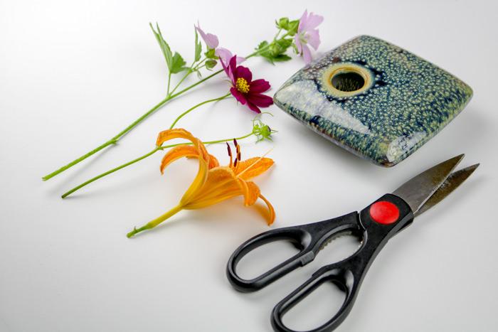 Materials Used For Ikebana