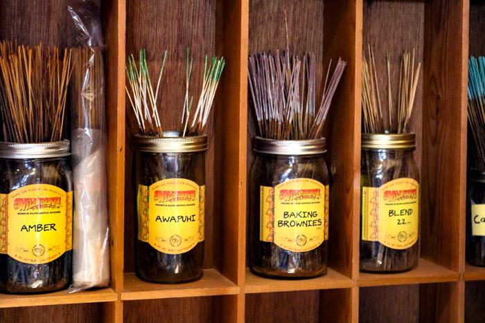 Jars Of Incense