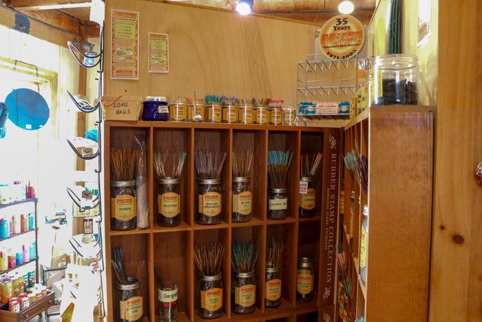 Incense Display