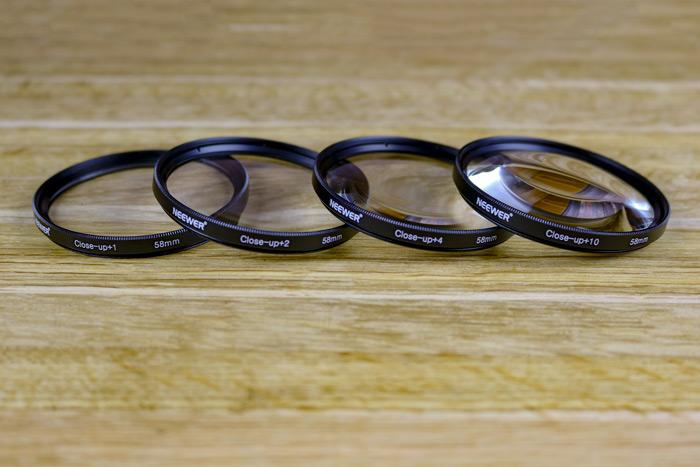 Macro Lens Set