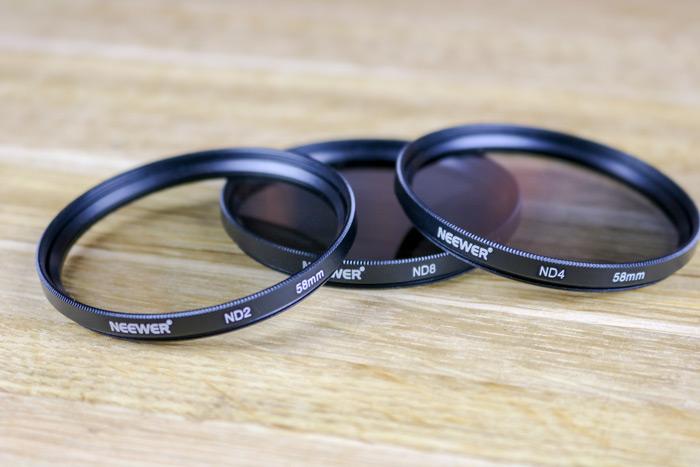 ND Lens Set