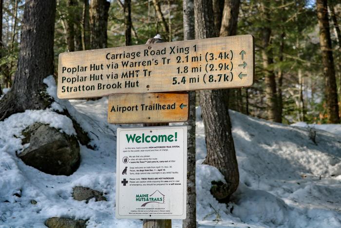 Poplar Hut Trail