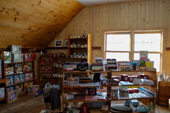 Store Upstairs