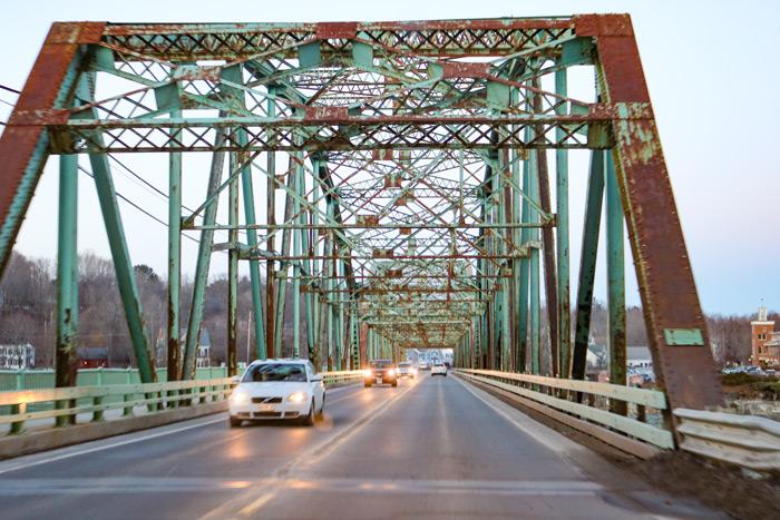 Bridge In Brunswick