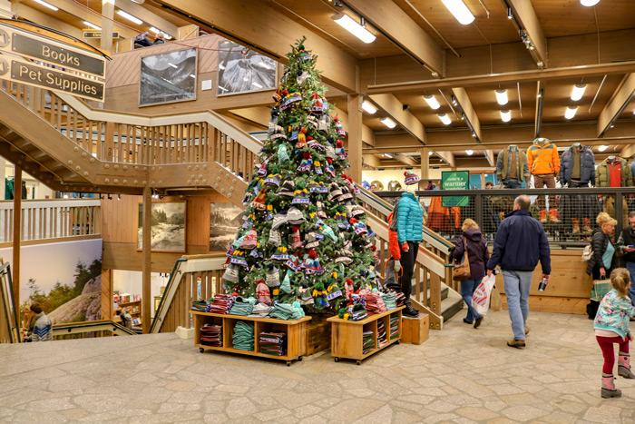 L.L Bean Christmas Tree