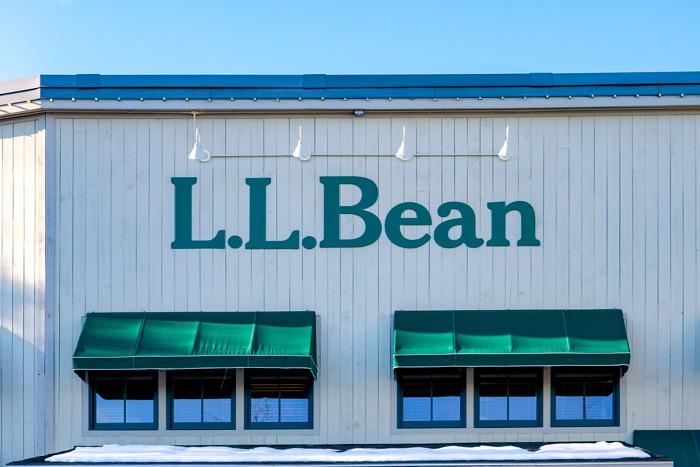 L.L. Bean Sign