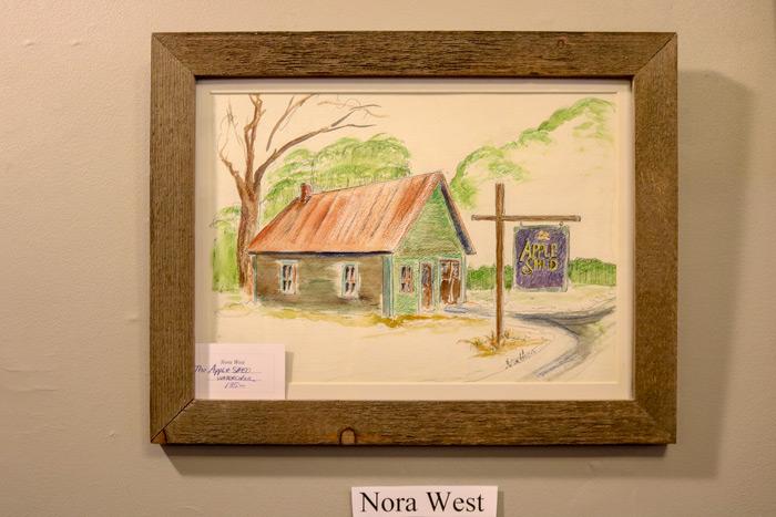Nora West Watercolor