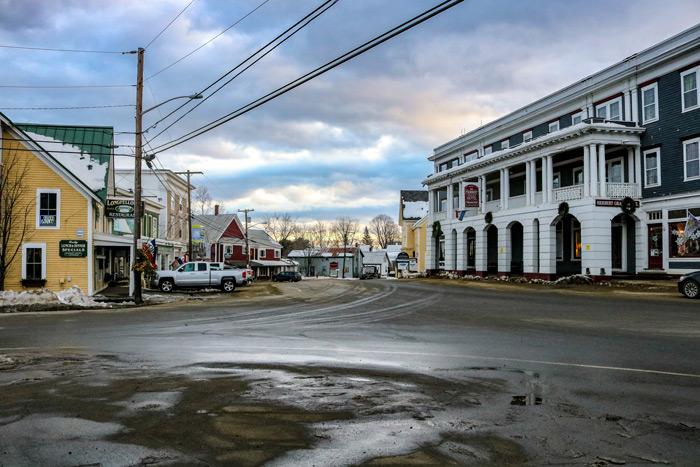 Town Of Kingfield