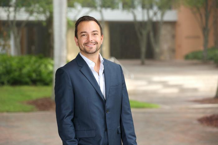 Andrew Desiderio Portrait