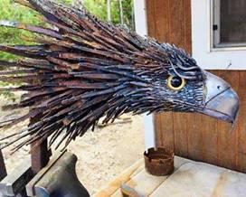 Eagle Piece