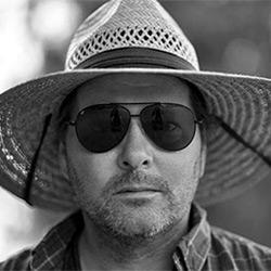 Glenn Barclay Portrait