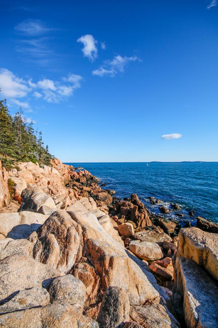 Maine Rocky Coast