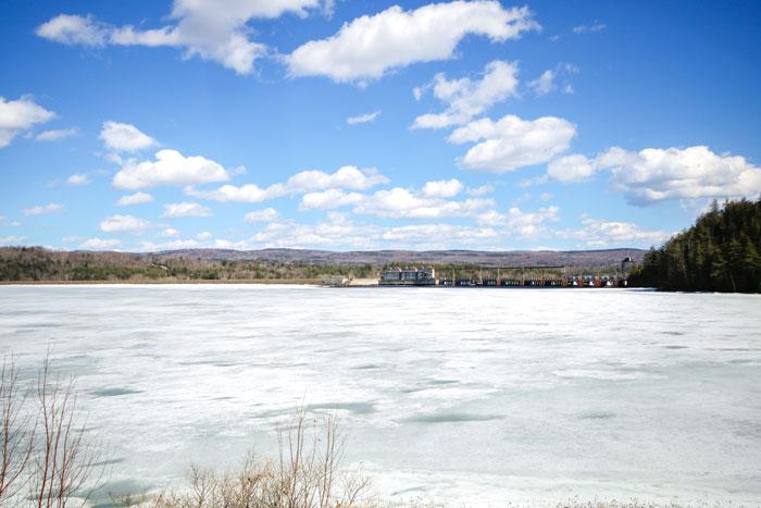 Wyman Dam