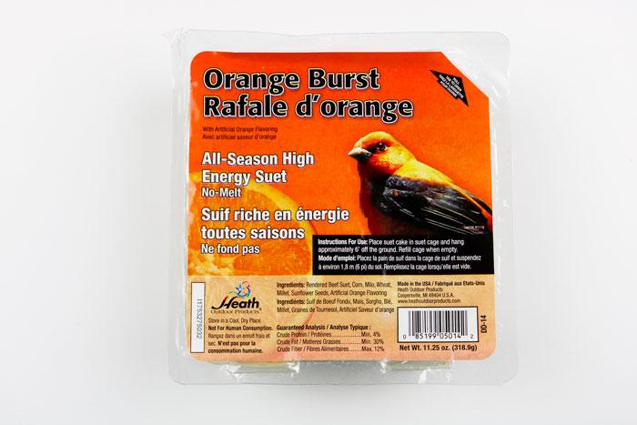 Orange Suet 5-25