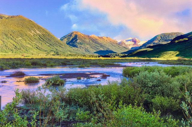 Crested Butte Sunrise 5-7