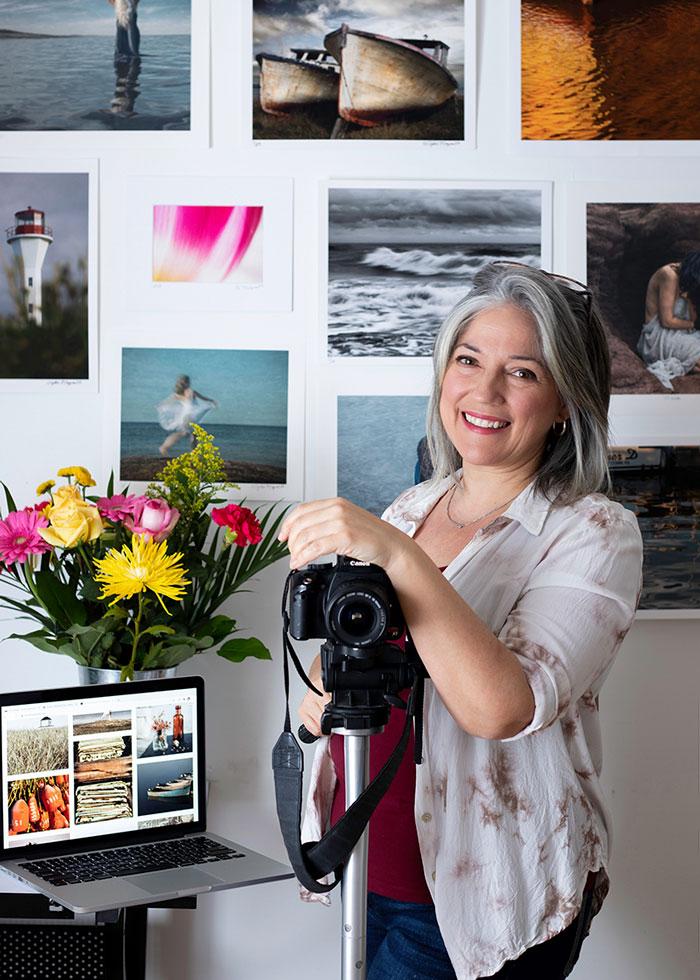 Sylvie Mazerolle Profile 5-19