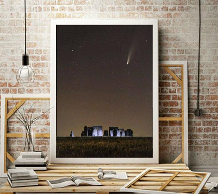 Stonehenge Comet 6-25